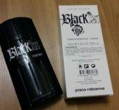 Paco Rabanne Black XS 100ml тестер