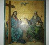 Икона Новозаветная Троица афон