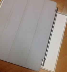 Обложка для iPad Smart Cover Light Gray
