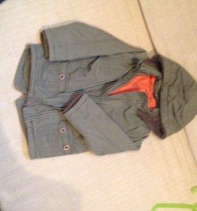 Куртка осенняя GAP, р116 с запасом