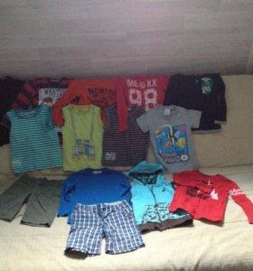 Одежда для мальчика 116-128