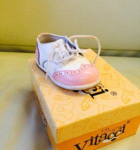 Ботиночки Vitacci 21 размер