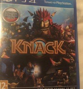 Кнэк (PlayStation4)