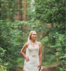 Свадебное платье коллекции Daria Karlozi