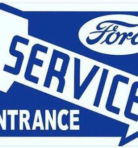Ремонт Форд, сервис Ford