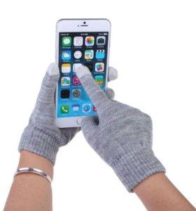Перчатки iPhone