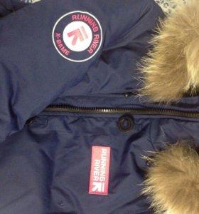 Куртка, зимняя парка