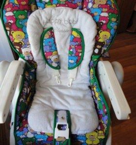 Новый чехол на стульчик для кормления