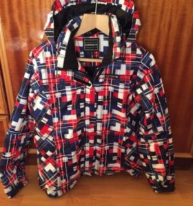 Куртка тёплая icepark