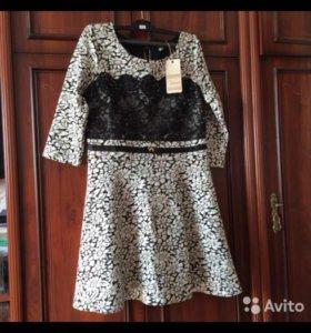 Платье новое осеннее