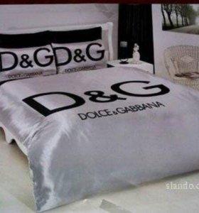 Постельное белье D&G