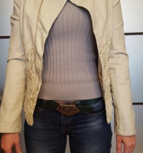 Демисезонная модная куртка