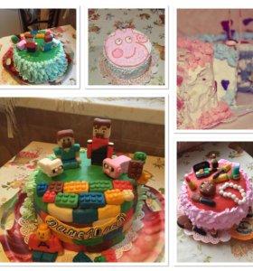 Тортики вкусные