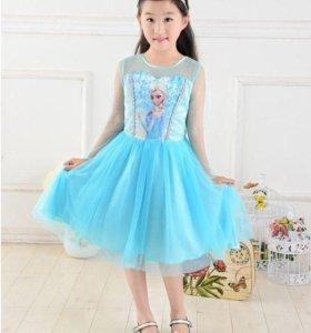 Новое платье размер 100