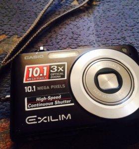 Фотоаппарат Casio exilim ex-z1050