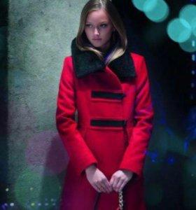Пальто утепленное(демисезонное)