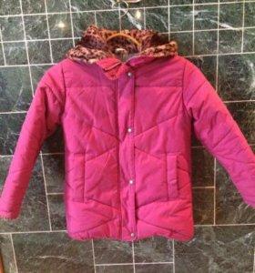 Куртка Kerry зимняя на 7-8 лет