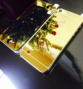 Закаленные стекла на Айфон 5/5s/6/6s/7/7plus/6plus