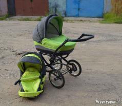 Детская коляска Venezia 2в1.