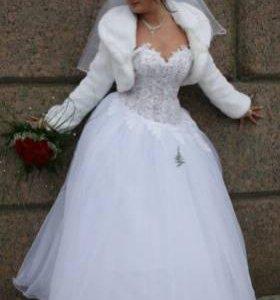 Продаю свадебный комплект в СПб