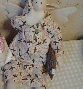 Куклы Тильда Ангел Сна handmade