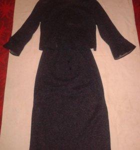 Костюмы,  платья, юбки, блузки.