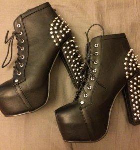 Обувь Jeffery Campbell