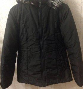 Зимняя куртка, р. 44