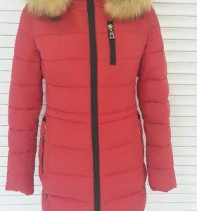 Новая зимняя куртка ! Р-ры  46. 48.