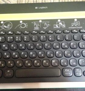 Клавиатура Logitech k480