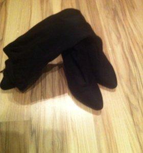 Сапоги-чулки 39 размера