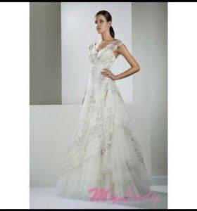 Свадебное платье от Тани Григ Constance