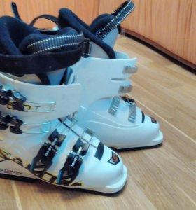 Ботинки горнолыжные