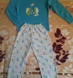 Пижама рост 110-116