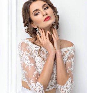 Стильная свадебная фотография Дедовск
