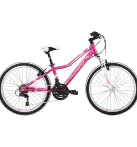 Велосипед для девочки 5-12 дет
