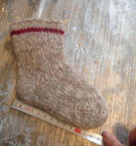 Новые детские шерстяные носки
