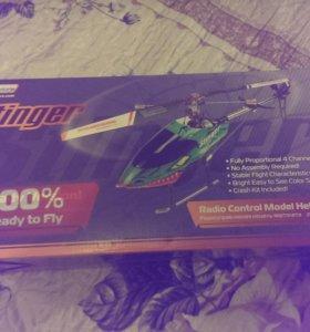 Радиоуправляемый вертолет Stinger