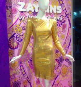 Вечернее платье от Zaykins