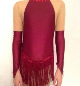 Платье по фигурному катанию