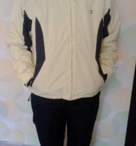 Куртка зимняя горнолыжная со штанами