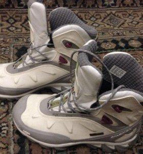 salomon Спортивные зимние ботинки