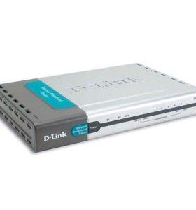 Роутер Ethernet D-Link DI-707P