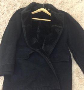 Куртка дубленка размер 54-56