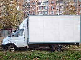 Грузоперевозки газель фургон 4,2 м