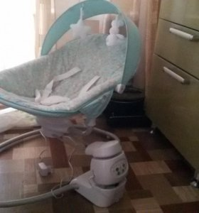 Электрокачели Happy Baby Dinky
