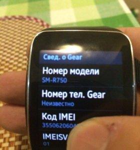 Смарт часы Samsung galaxy gear s