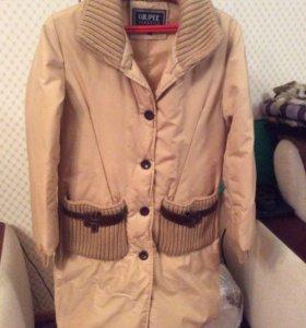 Зимнее пальто р. 46-48