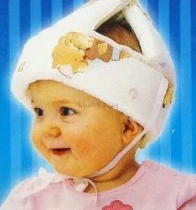 Шлем противоударный финский для малышей