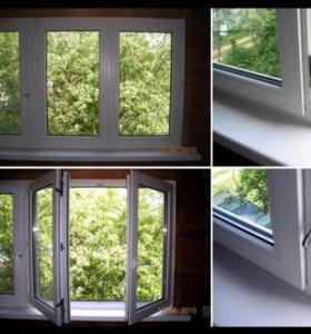 Окна пвх и жалюзи